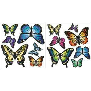 MiniPops WPD99961 Butterflies Wall Stickers