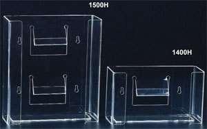 Double Glove Box Dispenser Holder MEDICAL DENTAL VET