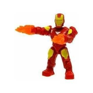 Mega Bloks   Marvel Micro Action Figure   Series 1   IRON MAN