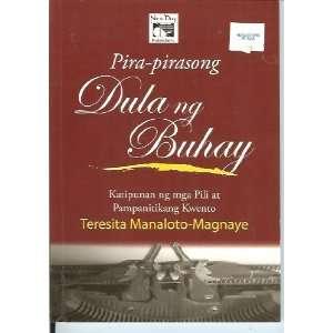 ng mga Pili at Pampanitikang Kwento) Teresita Manaloto Magnaye Books