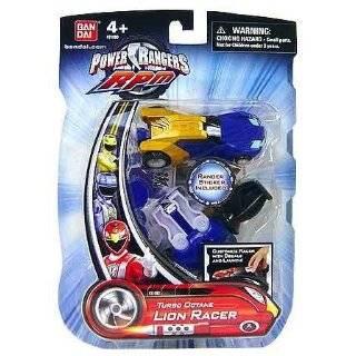 Power Rangers RPM Turbo Octane Zord Green Shark Racer Toys & Games