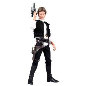 RAH 1/6 Scale Star Wars Han Solo 12 Action Figure Toys