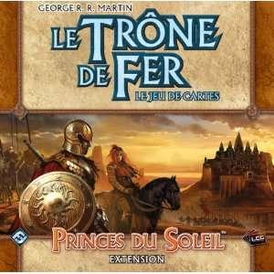Edge   Le Trône de Fer JCE   Princes du Soleil Toys
