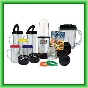 NEW) MAGIC BULLET 25 PIECE BLENDER (NEW)