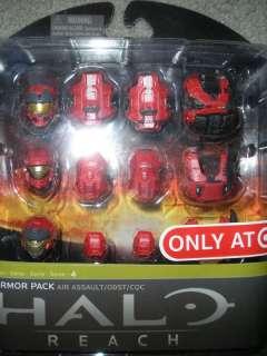 Armor Pack HALO REACH Series 4 McFarlane TARGET