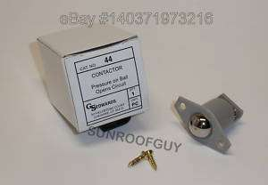 Electric Closet Pantry Door Jamb Jam Light Switch 502a Gray Grey