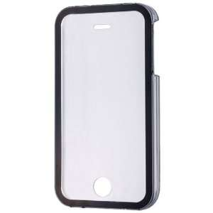 IceBox Pro Crystal Clear Hard Plastic Case for iPhone 4 Electronics