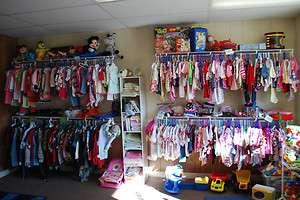 Boys infant clothing lot size NB, 3m, 6m, 12m, 18m set of 3 layettes