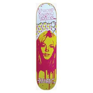 THINK JAILBAIT LINDSAY DECK  7.62