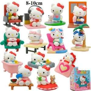 Hello Kitty Figure Toy Collection 15cm 13pcs Toys & Games