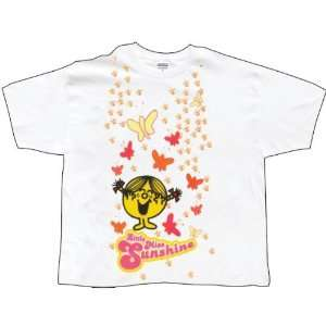 Little Miss   Sunshine & Butterflies Infant T Shirt   6 12