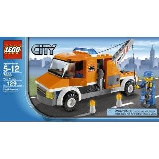 LEGO City Garbage Truck   7991