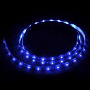 120CM Car Flexible 60 Neon Blue LED Light Strip SMD