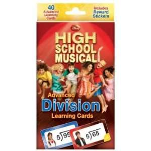 Disney High School Musical Advanced Learning Cards Toys & Games