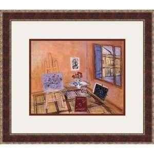 LAtelier au Bouquet by Raoul Dufy   Framed Artwork