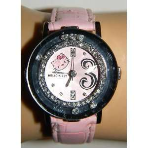 Miss Peggys **Hello Kittys Pink Diamonds (Rhinestones)JW444 and a