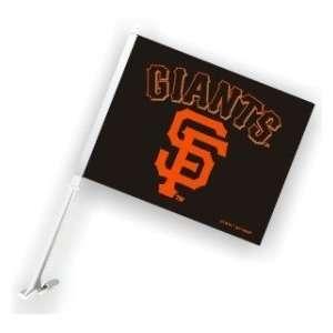 San Francisco Giants Car Flag