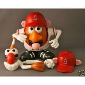 Los Angeles Angels Of Anaheim Mr. Potato Head Toy