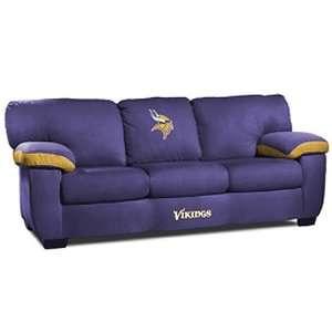 Minnesota Vikings NFL Team Logo Classic Sofa