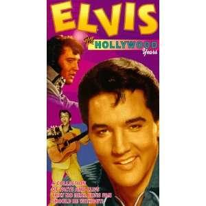 Elvis the Hollywood Years [VHS] Elvis Presley Movies