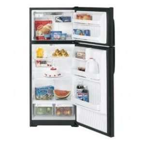 16.6 cu. ft. Freestanding Top Freezer Refrigerator, Adjustable Glass