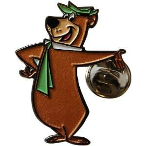 Pop Art Products   Hanna Barbera Pin Yogi Bear Toys & Games