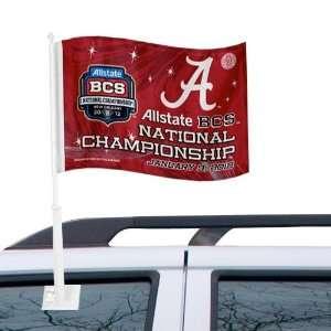Alabama Crimson Tide 2012 BCS National Championship Game