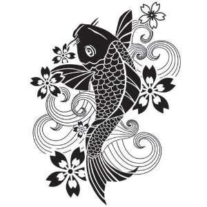 Japanese tattoo templates