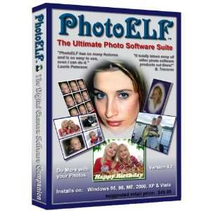PhotoELF 4.0   The Ultimate Photo Software Suite Software