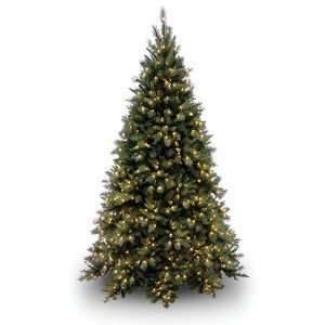Tiffany Fir Artificial Christmas Tree with Lights