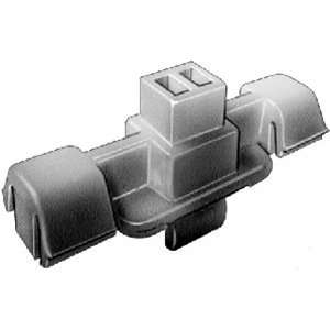 10 GM Front & Rear Door Lower Moulding Clips 3526573 Cadillac DeVille
