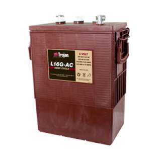Trojan L16G AC 6V 390Ah Lead Acid Deep Cycle Battery