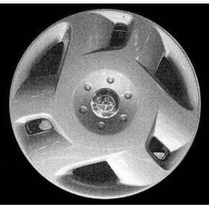 04 SCION XB WHEEL COVER HUBCAP HUB CAP 15 INCH SUV, 6 SPOKE SILVER 15