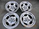 14x7 WESTERN SLOT MAG WHEELS CHEVY GASSER MAGS FORD DODGE MOPAR