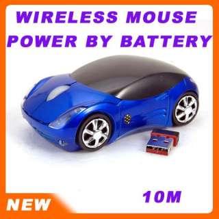 MINI OPTICAL LAPTOP WIRELESS MOUSE PC USB FOR WINDOWS 7