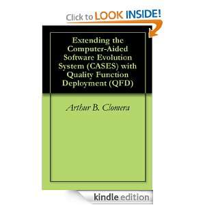 Extending the Computer Aided Software Evolution System (CASES) with