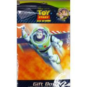 Disney Pixar Buzz Lightyear Party Gift Box Health