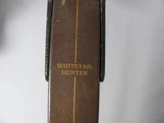 Vintage Bear Archery 39 Whitetail Hunter Compound Bow