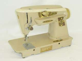 Vintage ROCKETEER SINGER SEWING MACHINE Model 500A
