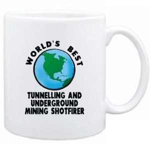 New  Worlds Best Tunnelling And Underground Mining Shotfirer