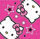 Hello Kitty Napkins Party SuppliesFancy Dress