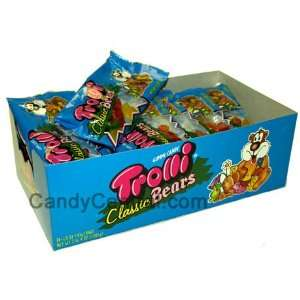 Trolli Gummi Bears (24 Ct)  Grocery & Gourmet Food