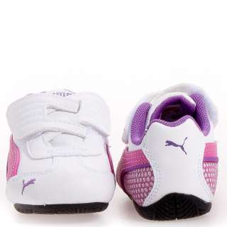 Puma Delor Cat Sl V Leather Casual Boy/Girls Infant Baby Shoes