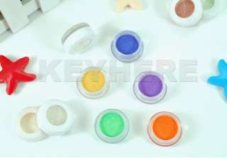 40 Color Bare Minerals Glitter Eyeshadow Makeup Pigment