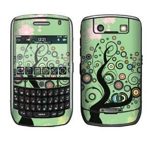 BlackBerry Curve 8900 Decal Skin   Girly Tree Everything