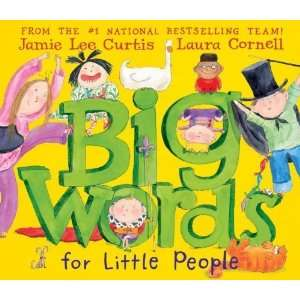 Big Words for Little People n/a  Author  Books