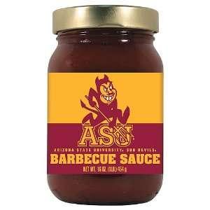 Arizona State Sun Devils NCAA Barbecue Sauce   16oz