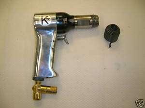 Rivet Gun Rivet Hammer 2x w/ Feathering Trigger NEW