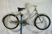 Silver King built 1935 Wards Hawthorne Ladies 24 bicycle bike