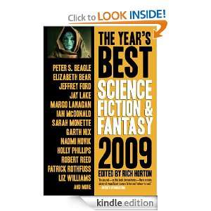 The Years Best Science Fiction & Fantasy, 2009 Edition: Rich Horton